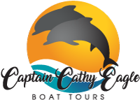 Captain Cathy Madigan Eagle logo (image)